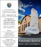 Emlékműavatás 2017.09.02