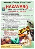 HAZAVÁRÓ-2015.09.05.